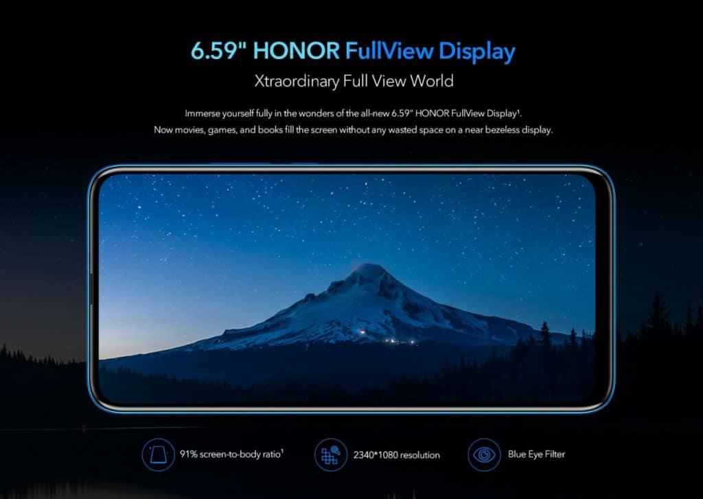 4800萬像 AI 三鏡及升降自拍鏡手機,Honor 9X 港行開價$1,899!