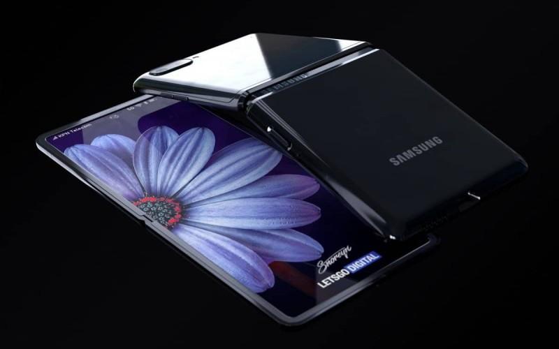 Samsung Galaxy Z Flip 3D圖曝光,與 Galaxy S20 一同發布