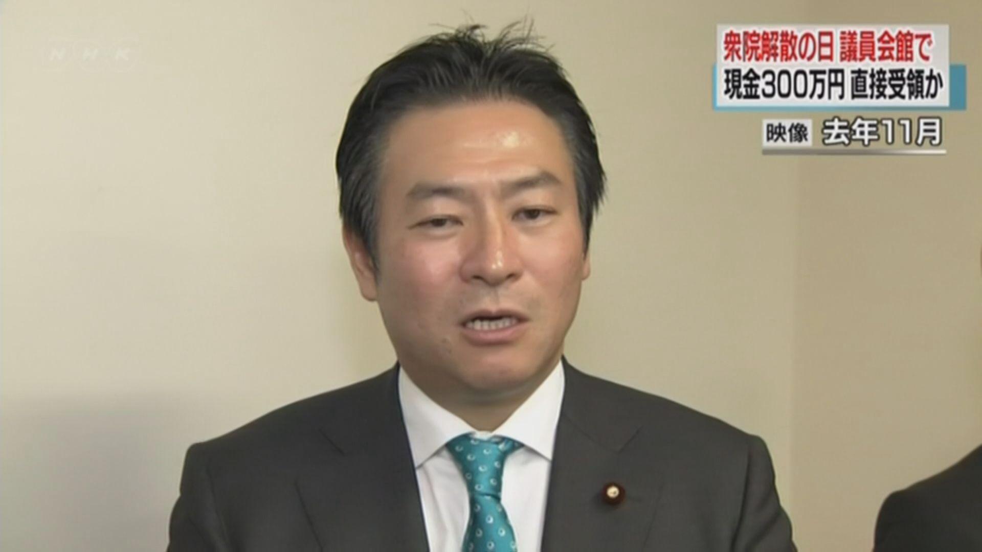涉嫌收受中資企業賄賂日議員秋元司再被捕