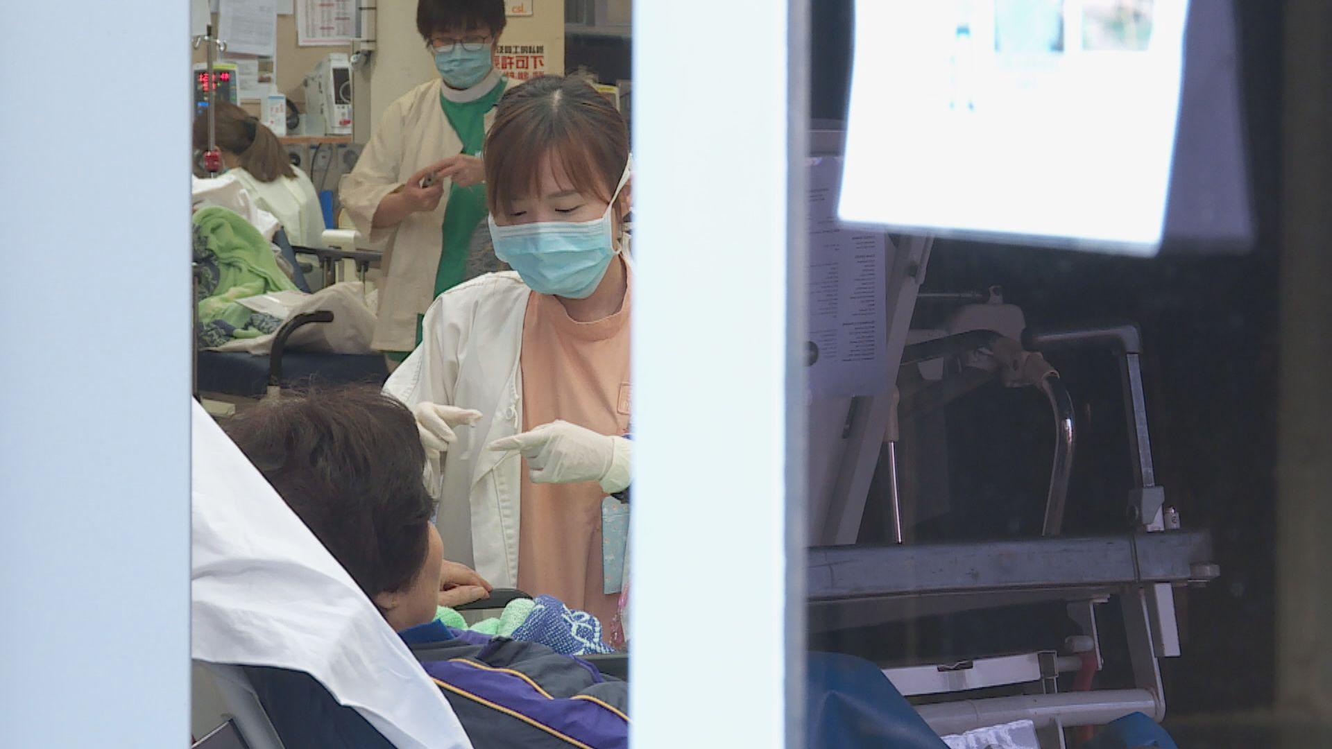 張建宗︰政府對武漢新型肺炎進入高度戒備