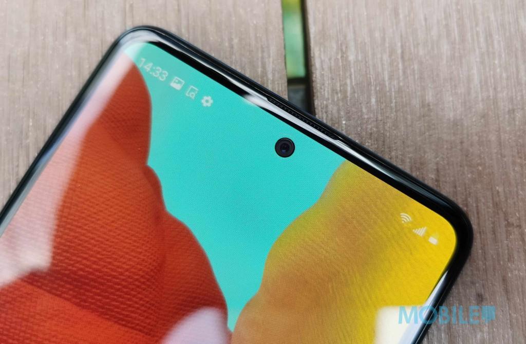 中階都玩開孔屏?全新 Galaxy A51實試!