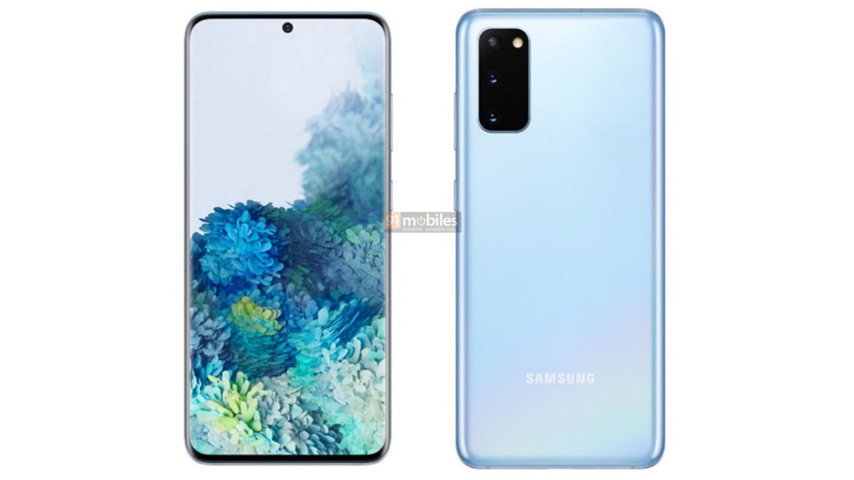 Galaxy S20 系列價格透露,最貴HK$11100