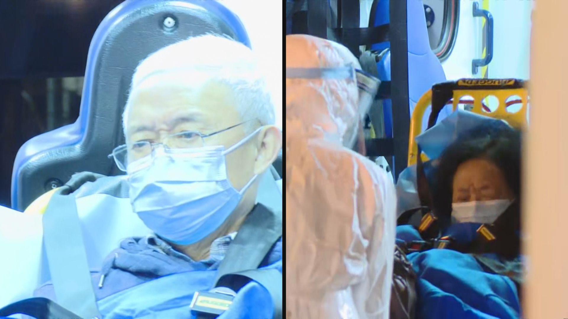 【即日焦點·疫情消息】張建宗指逾三千萬口罩短期內推出市場 前線醫護指有求診者隱瞞外遊史;武漢民眾窗邊大叫加油與鄰舍互相打氣