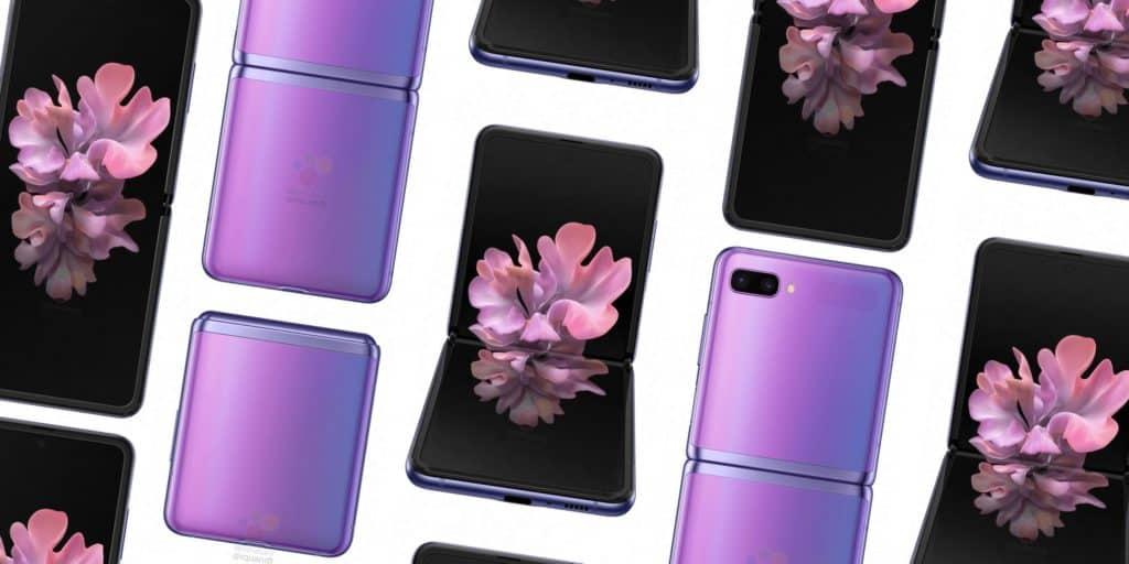 Samasung 首款上下對摺手機,Galaxy Z Flip 實機上手影片曝光!