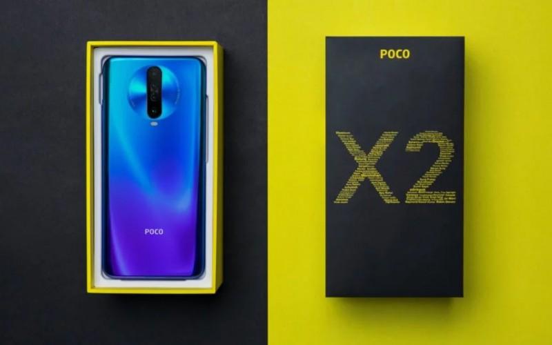 約1,744港元買 S730及120Hz 屏幕,PoCo X2 正式在印度發佈!