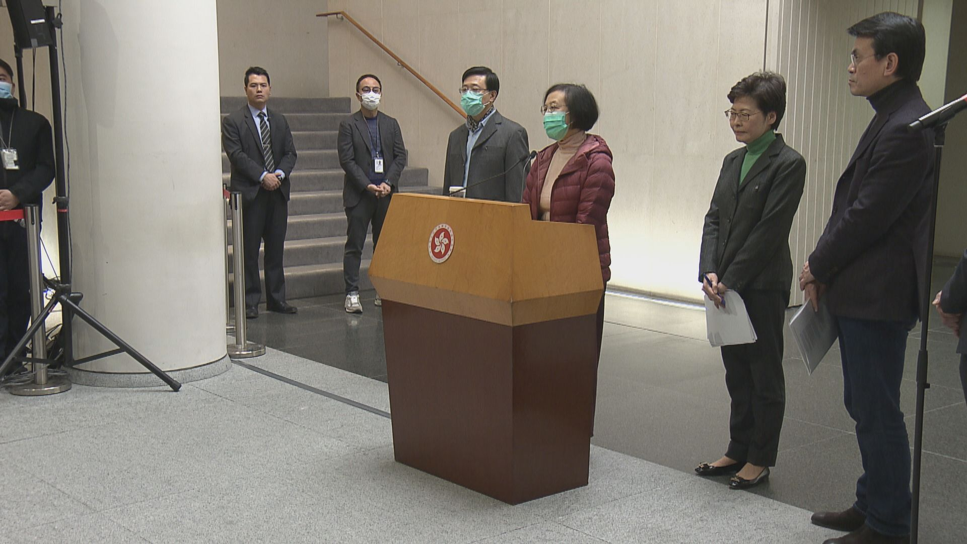 政府擬將未入伙火炭駿洋邨用作檢疫中心