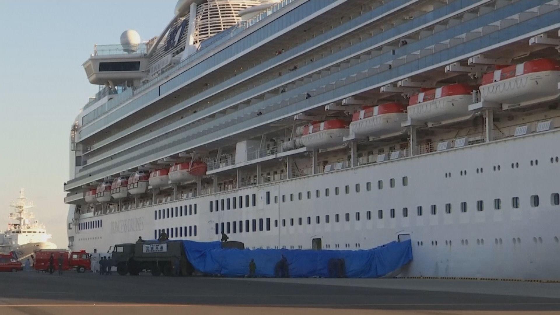 13艘原訂本月停靠日本外籍郵輪中止行程