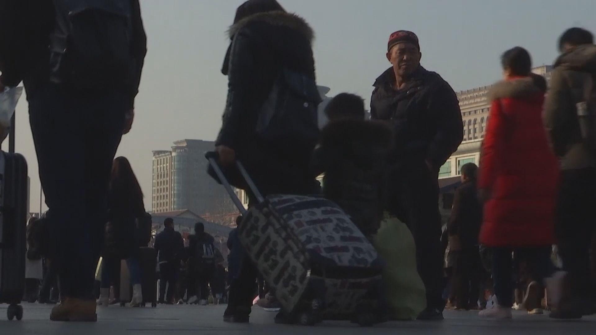 【大數據分析】野村:內地工人未有如期復工
