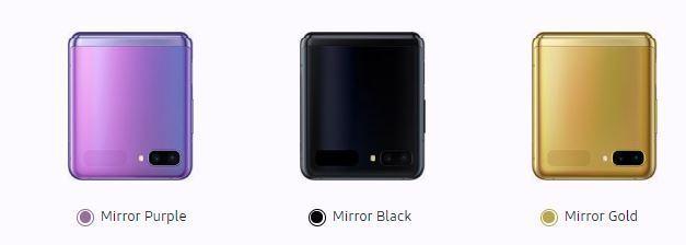 可以上下對折的智能手機?SAMSUNG Galaxy Z Flip 正式發布!