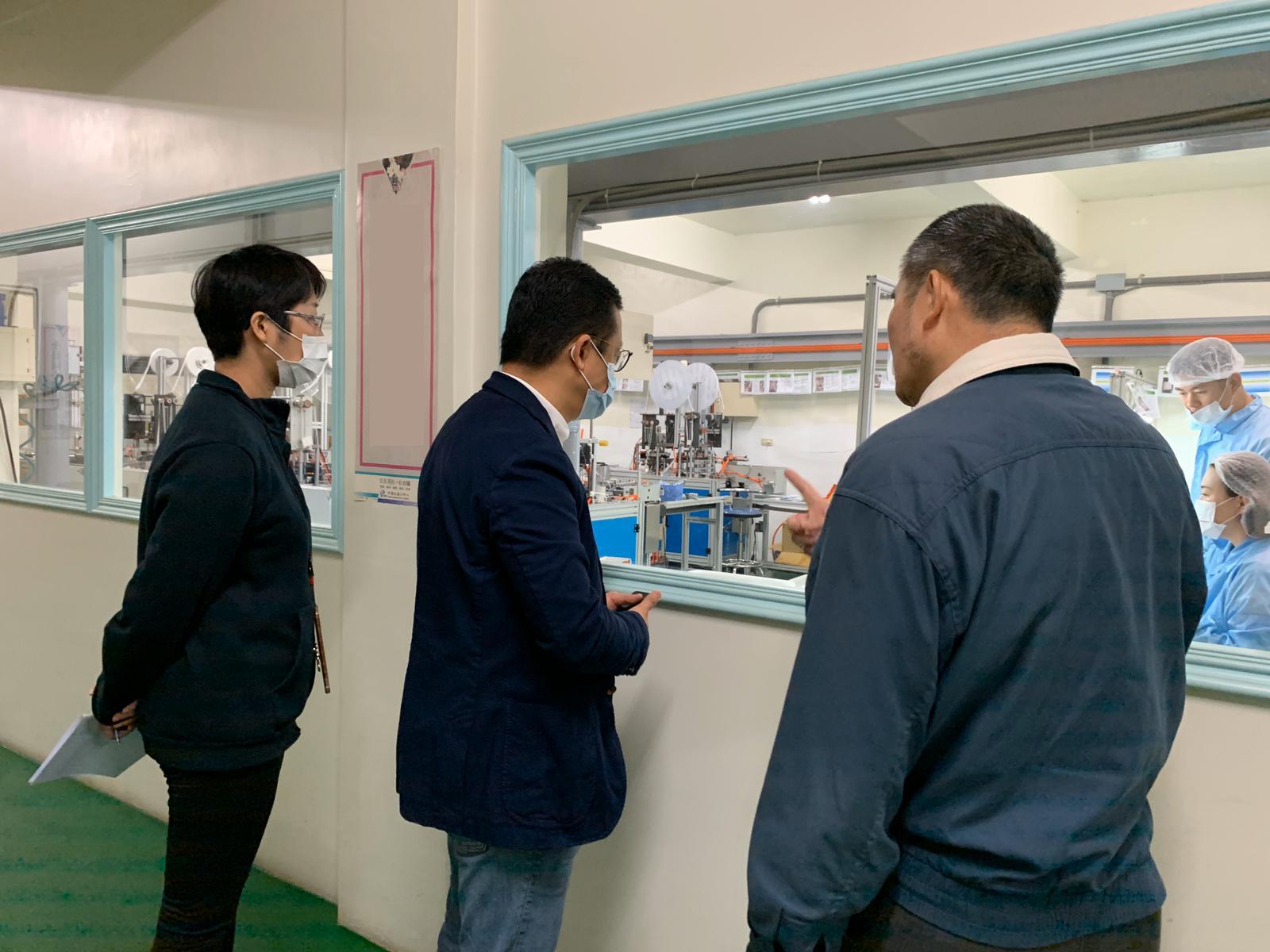 HKTVmall口罩機重要進展:Filter到貨可製逾100萬口罩!