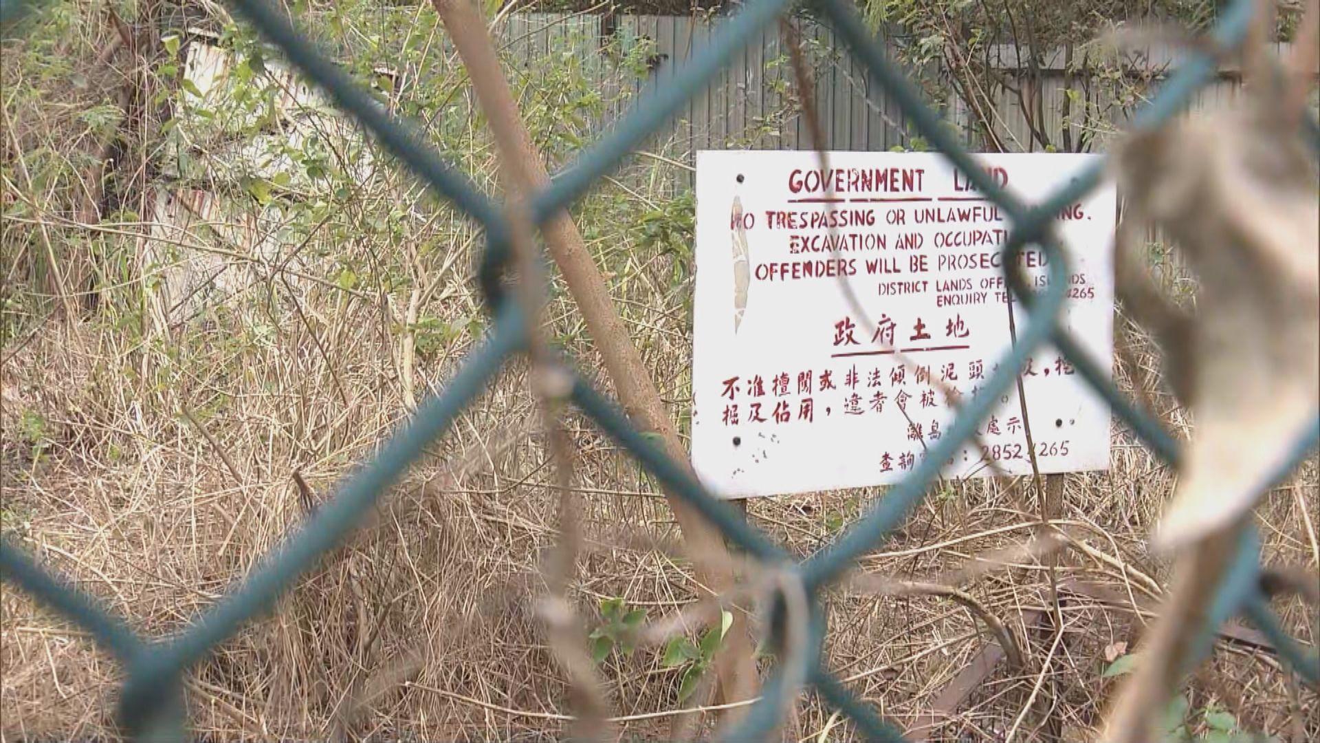 政府擬將毗鄰迪士尼樂園停車場四公頃地作檢疫中心