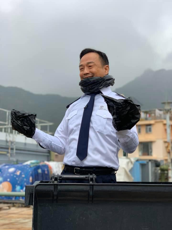 王喜早前在《頭條新聞》出演「驚方訊息」環節,大受觀眾歡迎