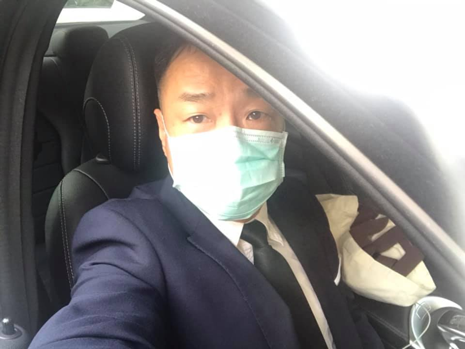 王喜宣布「派更車」啟航