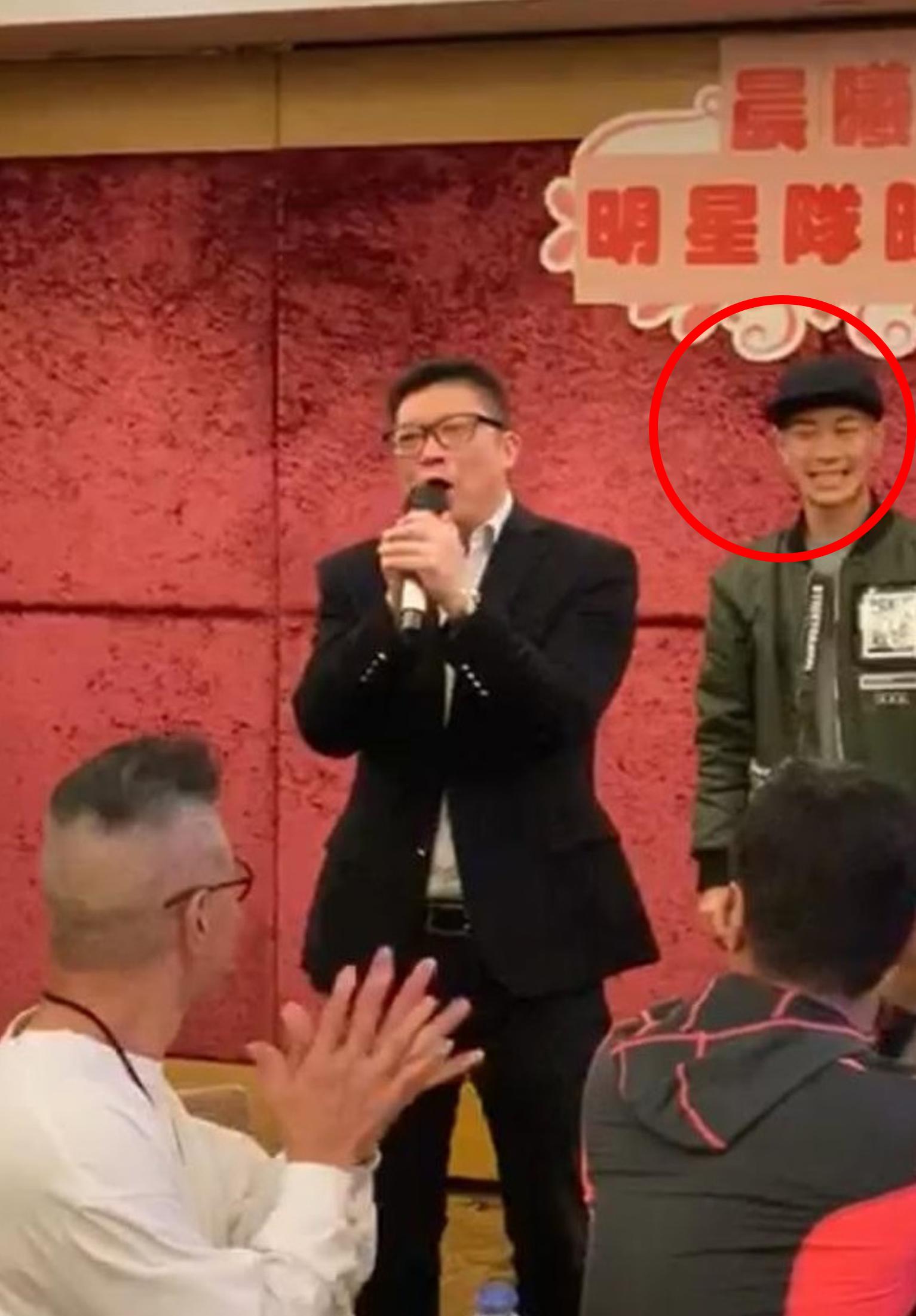 羅鈞滿有份出席警隊明星飯局 網民灌爆IG:你個CSI口罩點嚟?