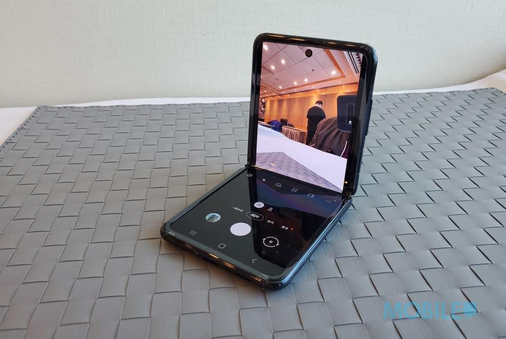識玩一定玩佢,SAMSUNG Galaxy Z Flip 上手!