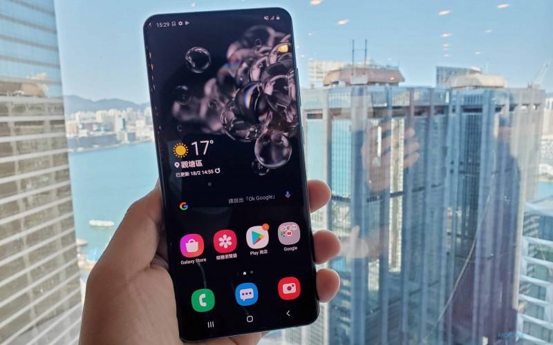 Galaxy S20 2K 無法兼容 120Hz 屏幕刷新率?或三個月後有更新