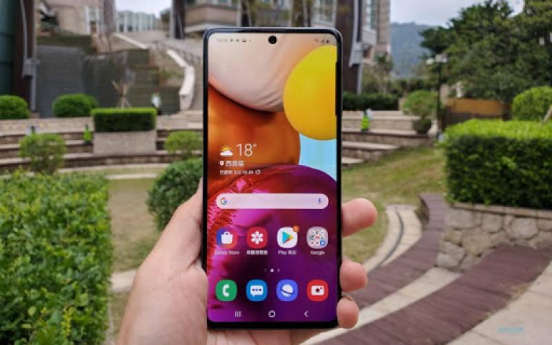 SAMSUNG 5G中階機Galaxy A71 5G將配備Exynos 980處理器