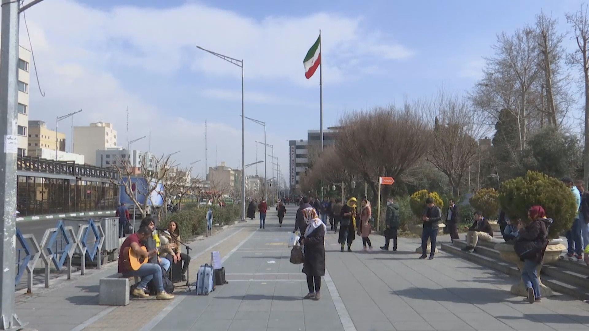 伊朗成立全國委員會抗疫 入境口岸設36個監測站