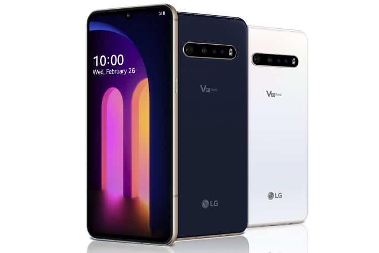 新機再玩雙屏,LG V60 Thin Q 5G 發布!