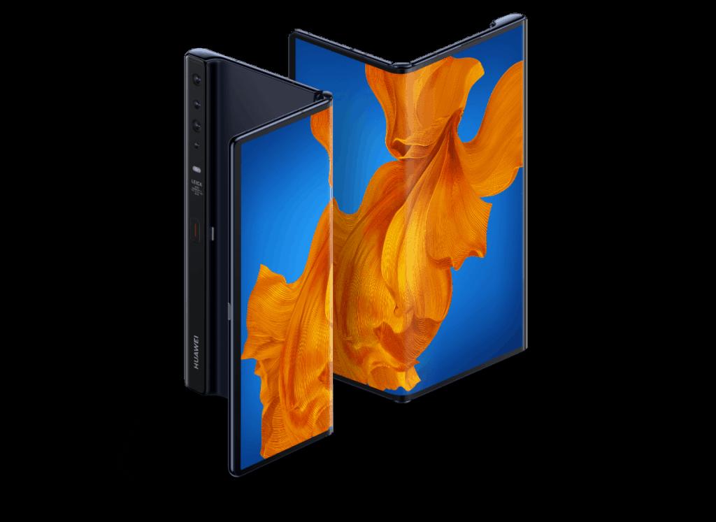 HUAWEI 全新折疊式屏幕手機 Mate Xs 5G 將於下週在港發布!