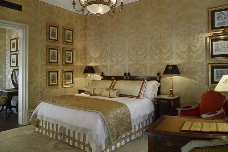 湯告魯斯滯留多日,期間住在當地的五星級酒店—威尼斯格瑞提皇宮酒店(Gritti Palace Hotel)\酒店官方網站圖片