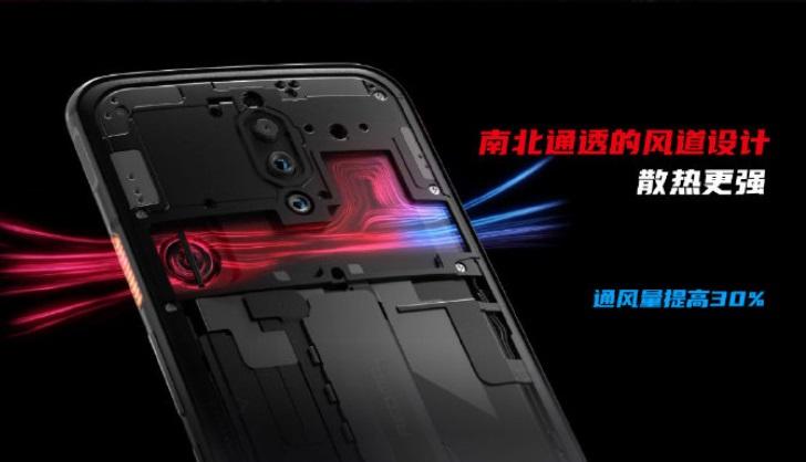 紅魔 5G 遊戲手機發佈   南北通風設計電競機HK$4200起