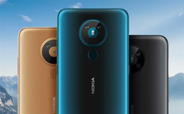 NOKIA 首款 5G 新機開價五千唔洗,NOKIA8.3、NOKIA 5.3 及 NOKIA 1.3 齊發佈!
