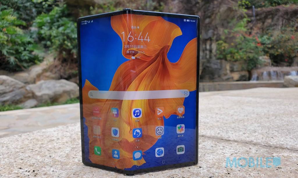 又是電話又是平板電腦,HUAWEI Mate Xs 的8大特點!