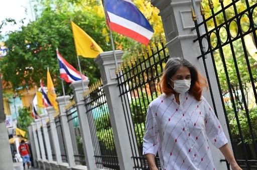 泰國周四起進入緊急狀態應付疫情