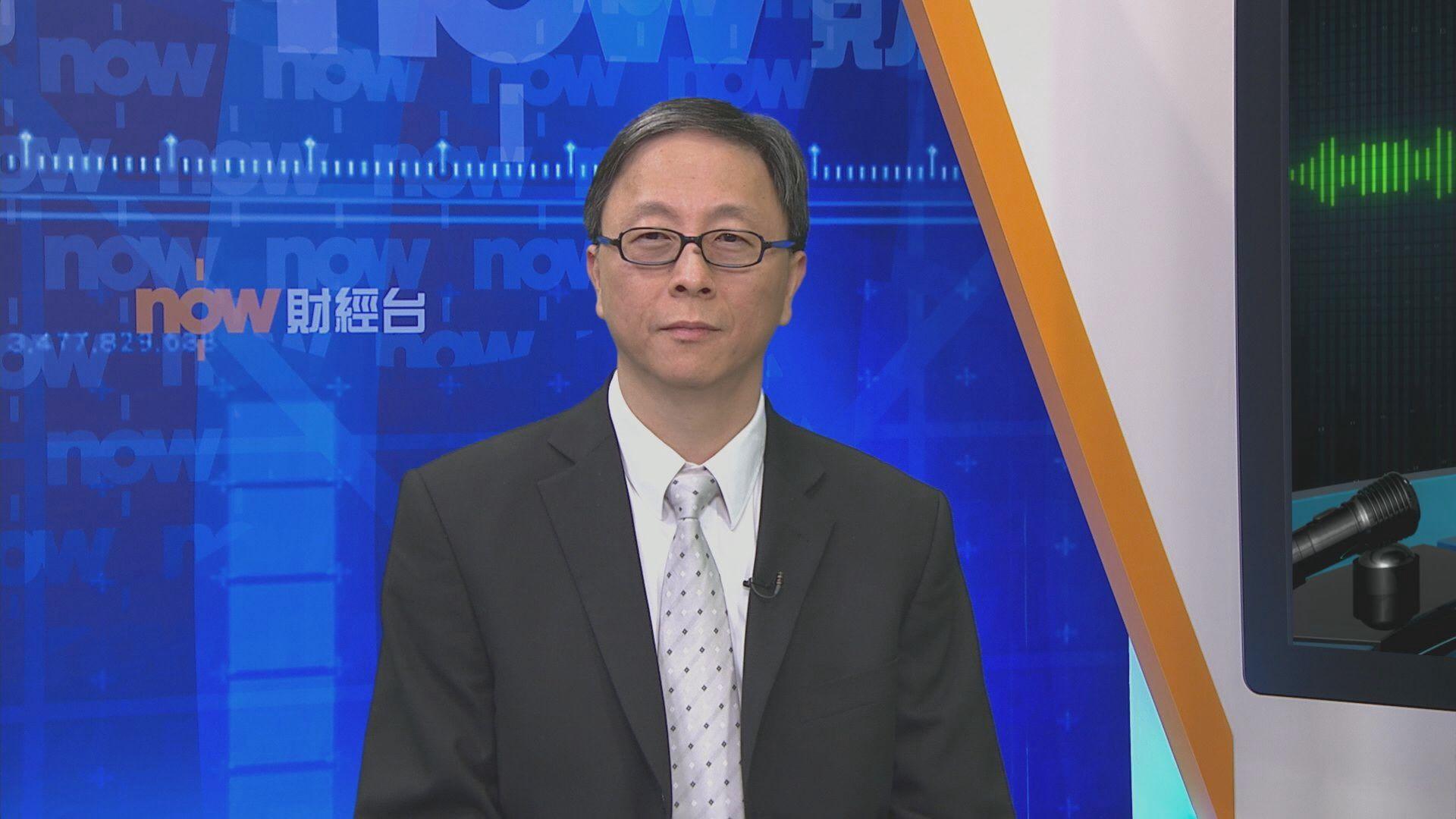 何栢良促政府推行戒嚴級別措施減人群聚集