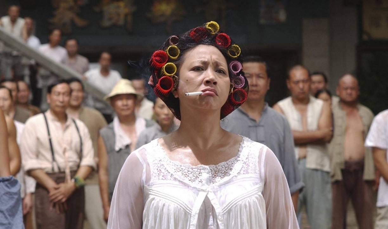 由元秋飾演的包租婆