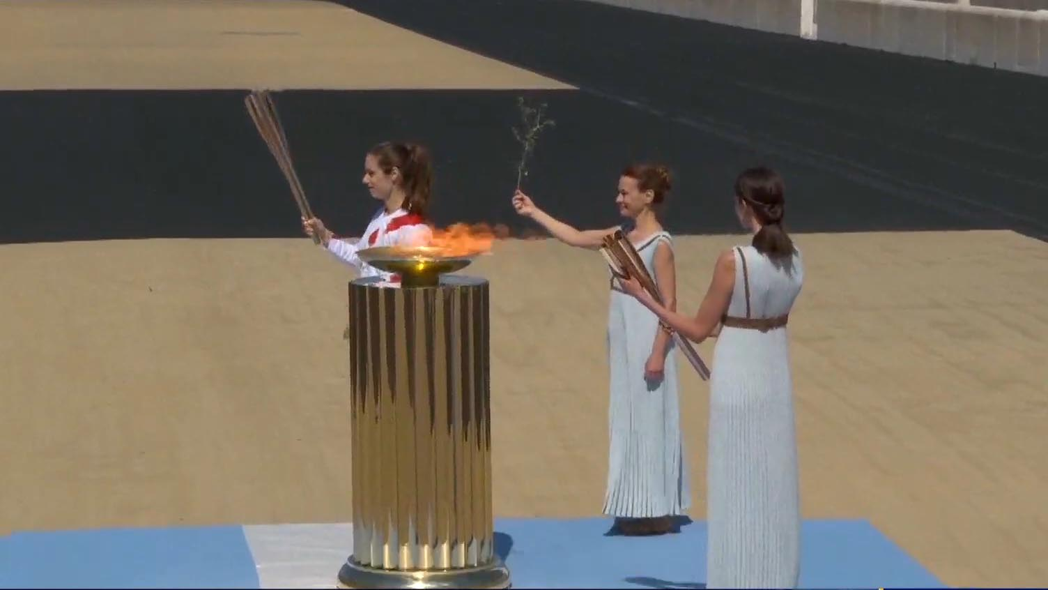 奧運聖火採集工作日本職員證實染病
