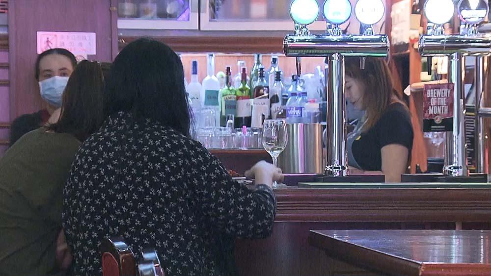 酒吧業界倡監控衛生取代禁酒 不用「攬炒」整個行業