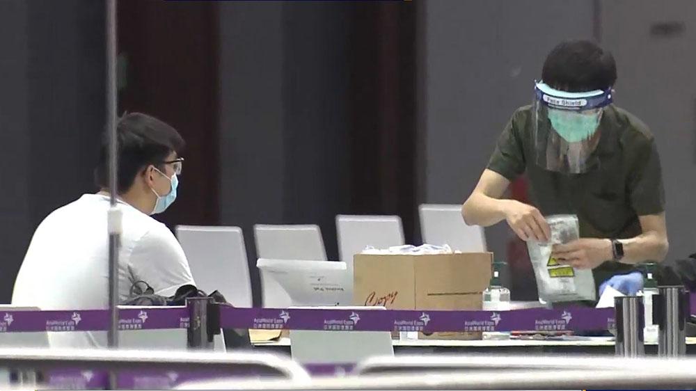 衞生署擴大檢測計劃於機場收樣本