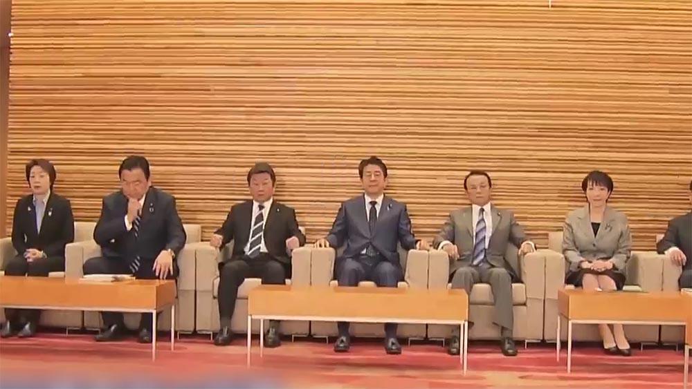 日本政府準備成立政府對策總部應對新型肺炎