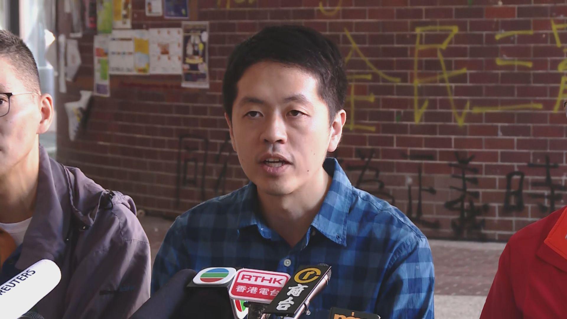 許智峯稱鄭麗琼被捕與社交媒體轉載內容有關