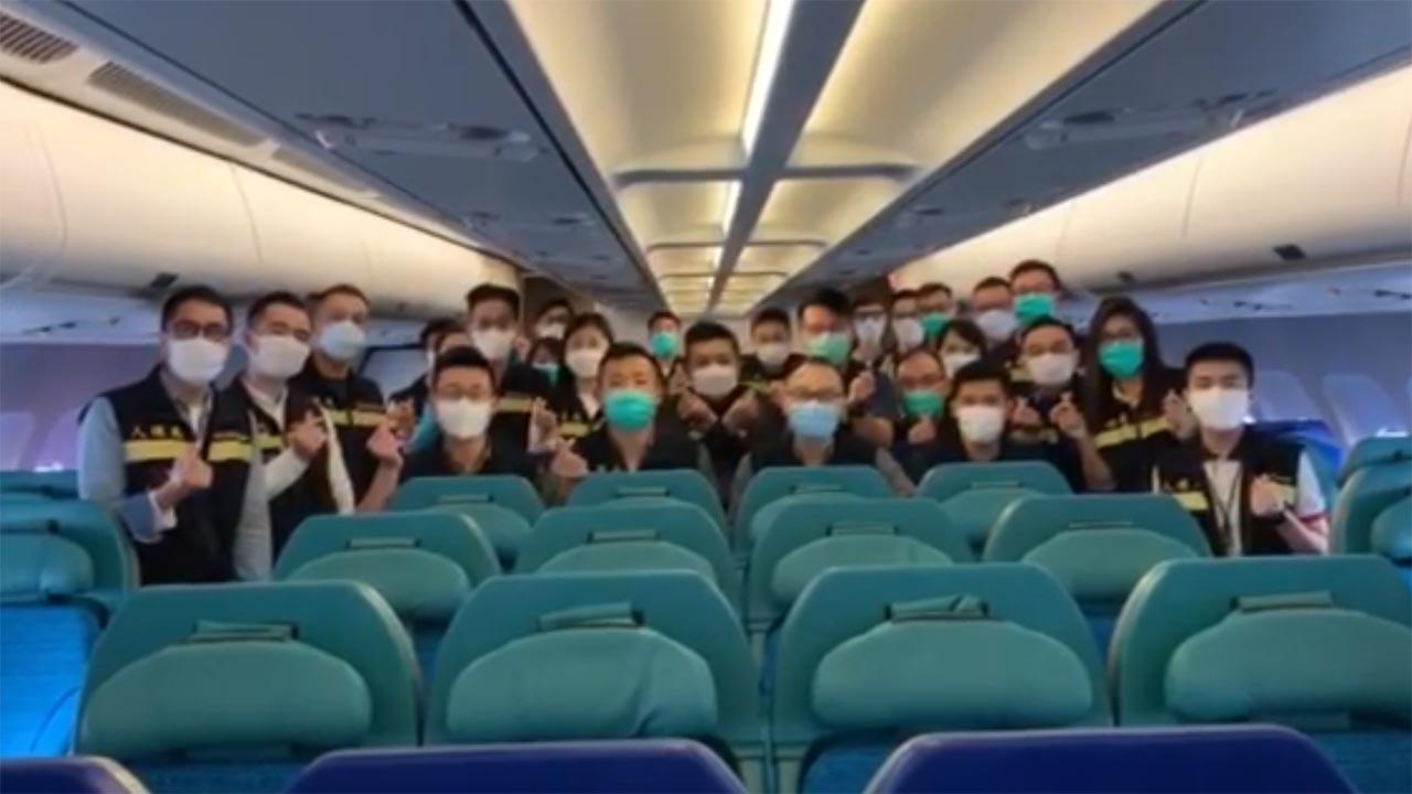 政府今天再派包機到武漢接載港人