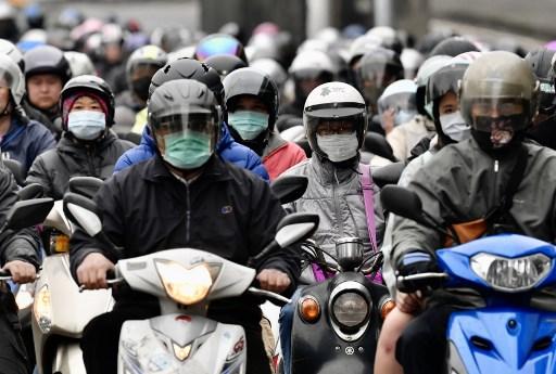 台灣新增17宗確診病例 累計252宗