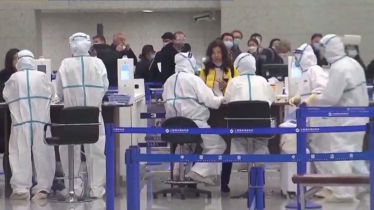 周六起暫禁外國人入境 內地民航局:將削國際客運航班