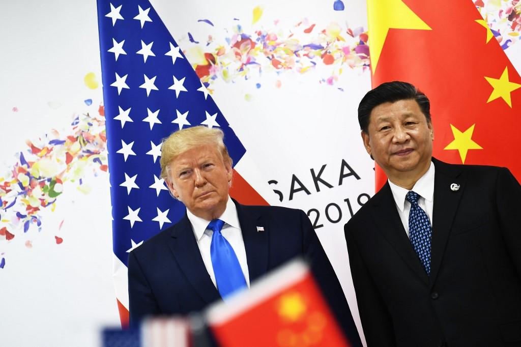 中美元首通電話討論疫情 習近平指當下兩國應團結抗疫