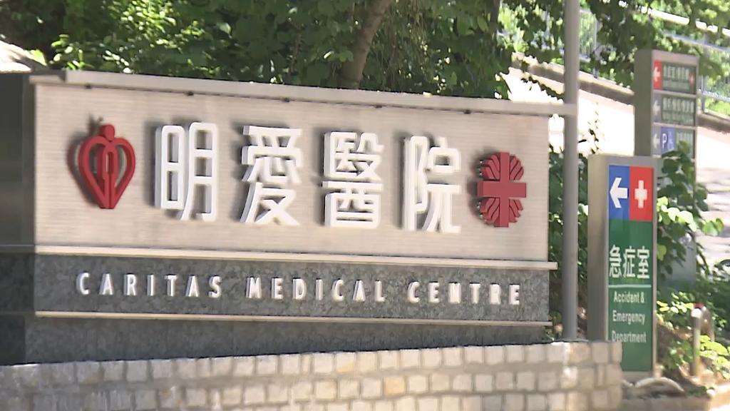 確診女警抽血拒戴口罩 兩醫護需隔離監察