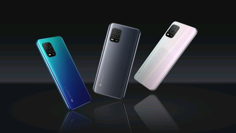 香港都有份出,小米中階5G手機小米10 Lite 發佈!