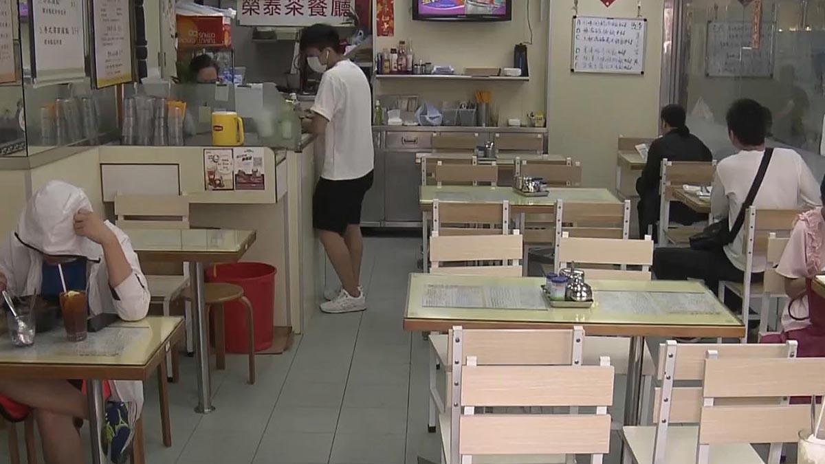 管制食肆營運措施生效 政府表明日後有權要求禁止堂食