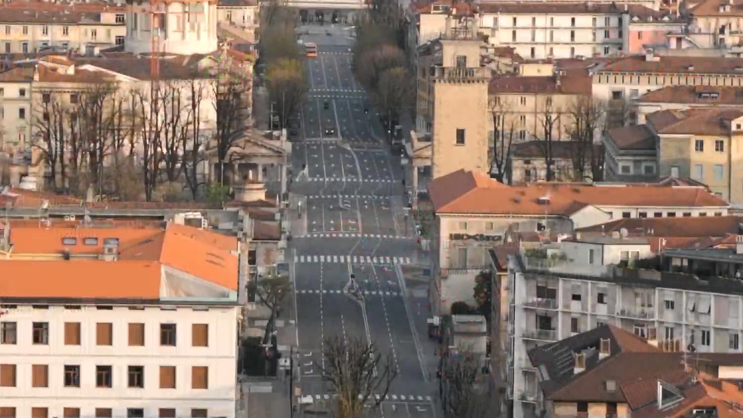 意大利死亡人數破萬 官員指封城很可能再延長