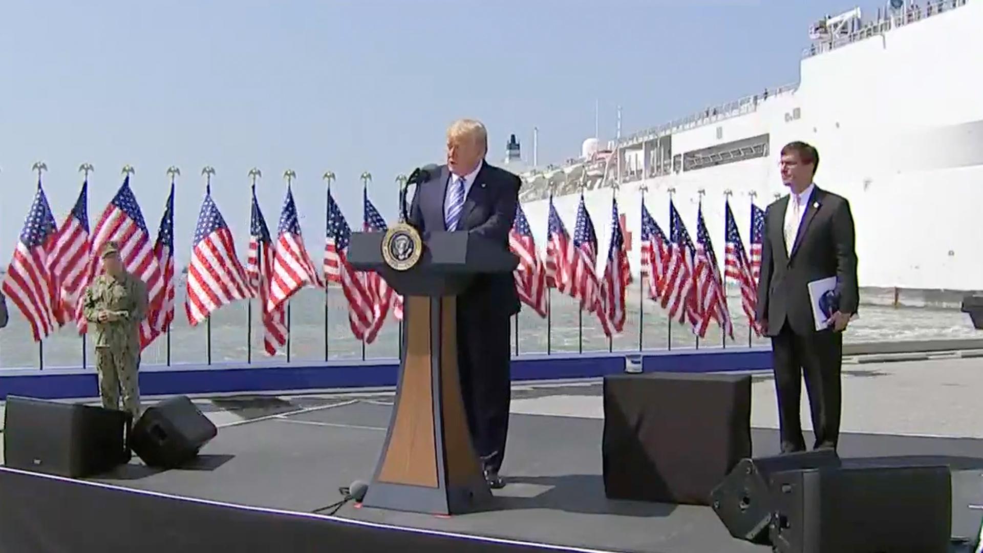 特朗普撤回隔離紐約州等三個州建議 改發強烈旅遊警告