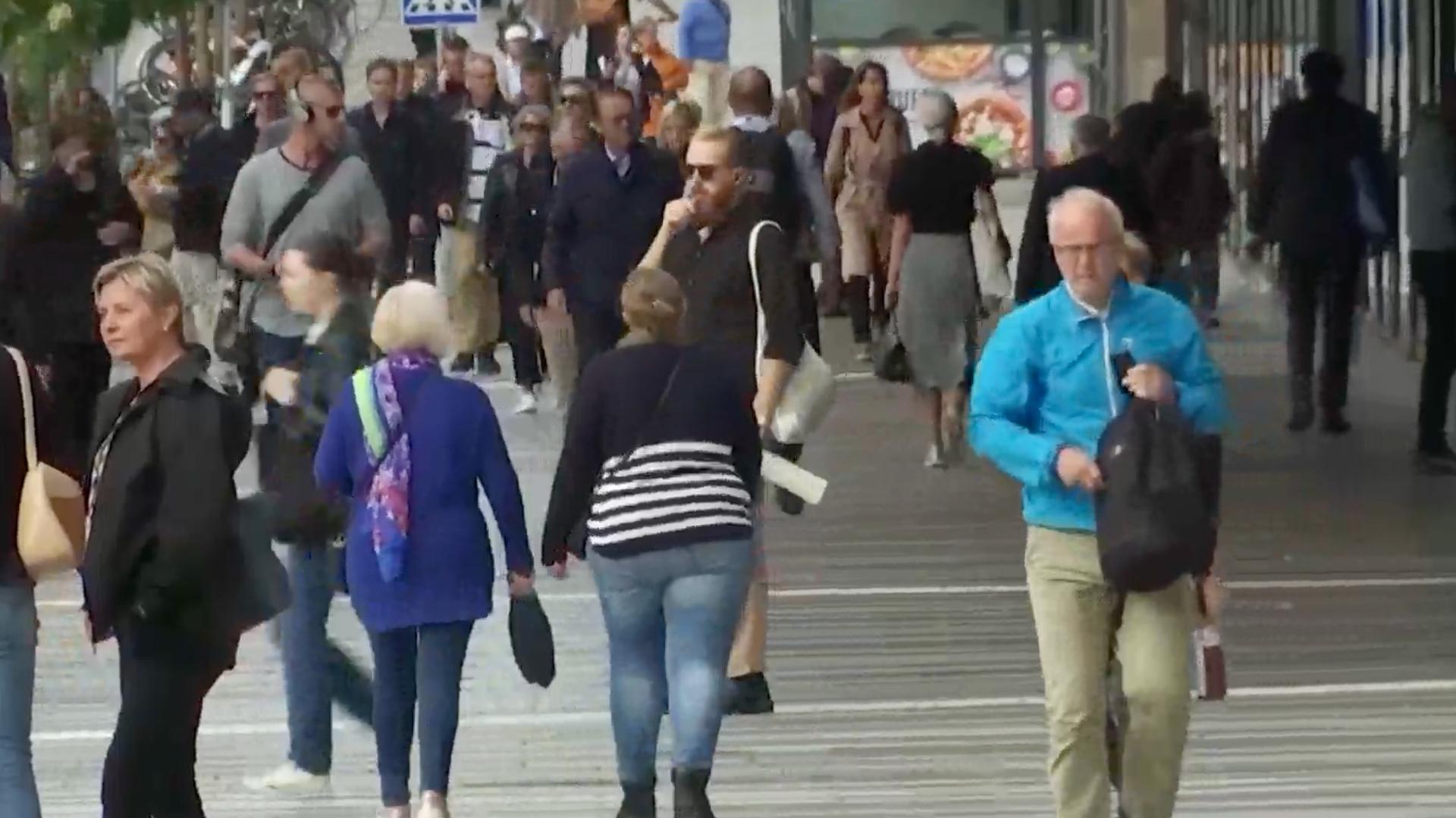 瑞典上班文化及民眾自律防疫有效應對疫情