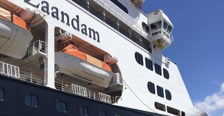 多人確診的郵輪尚丹號獲准通過巴拿馬運河