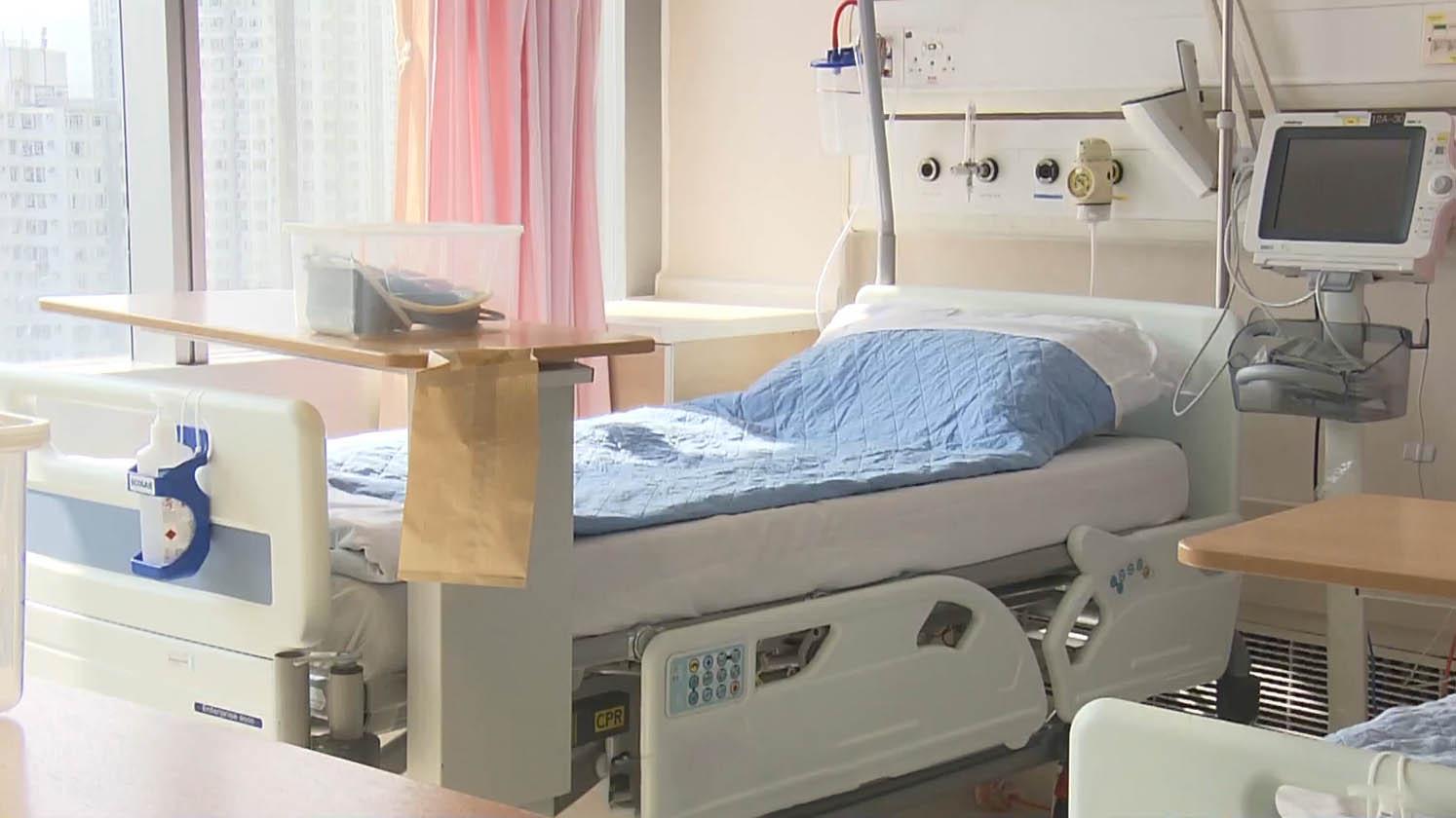 確診者急升 醫管局:已加快改裝普通病房為二線隔離病房