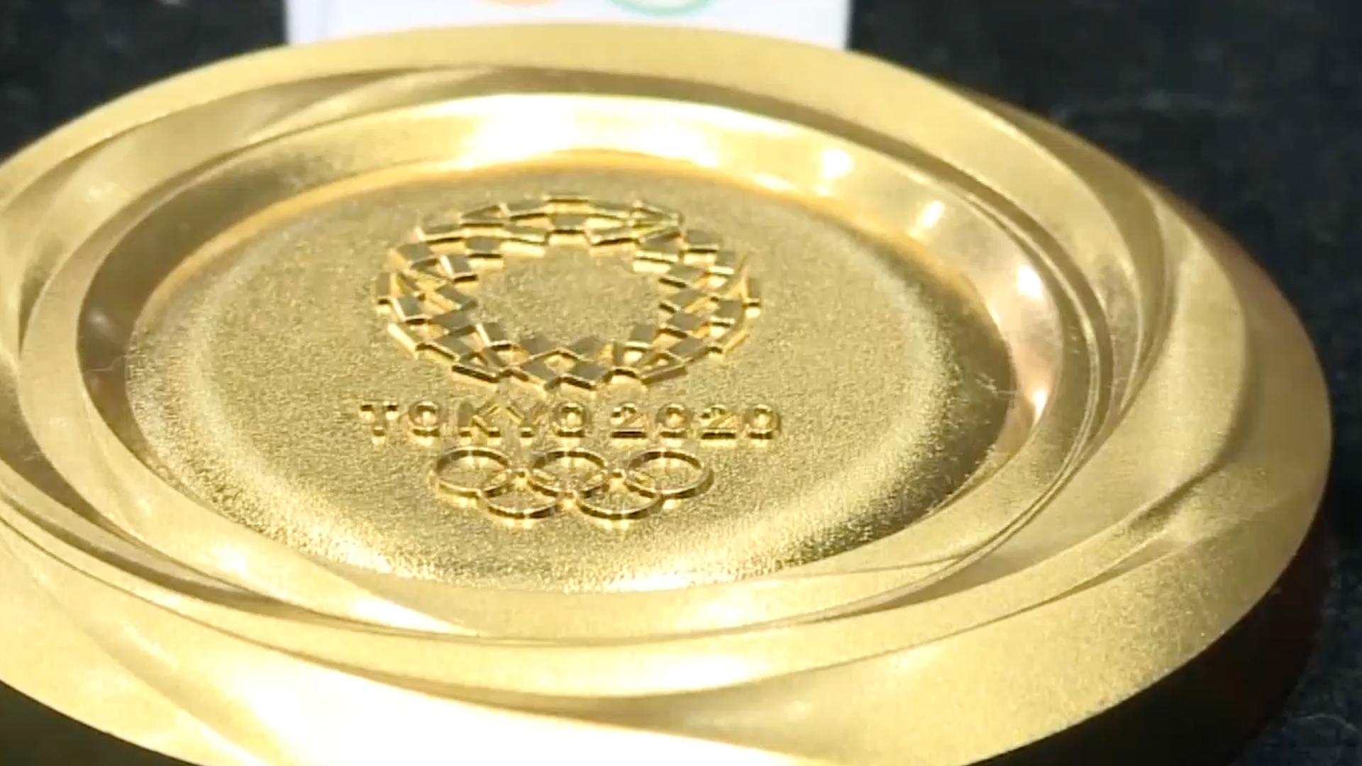 消息指東京奧運明年7月23日開幕