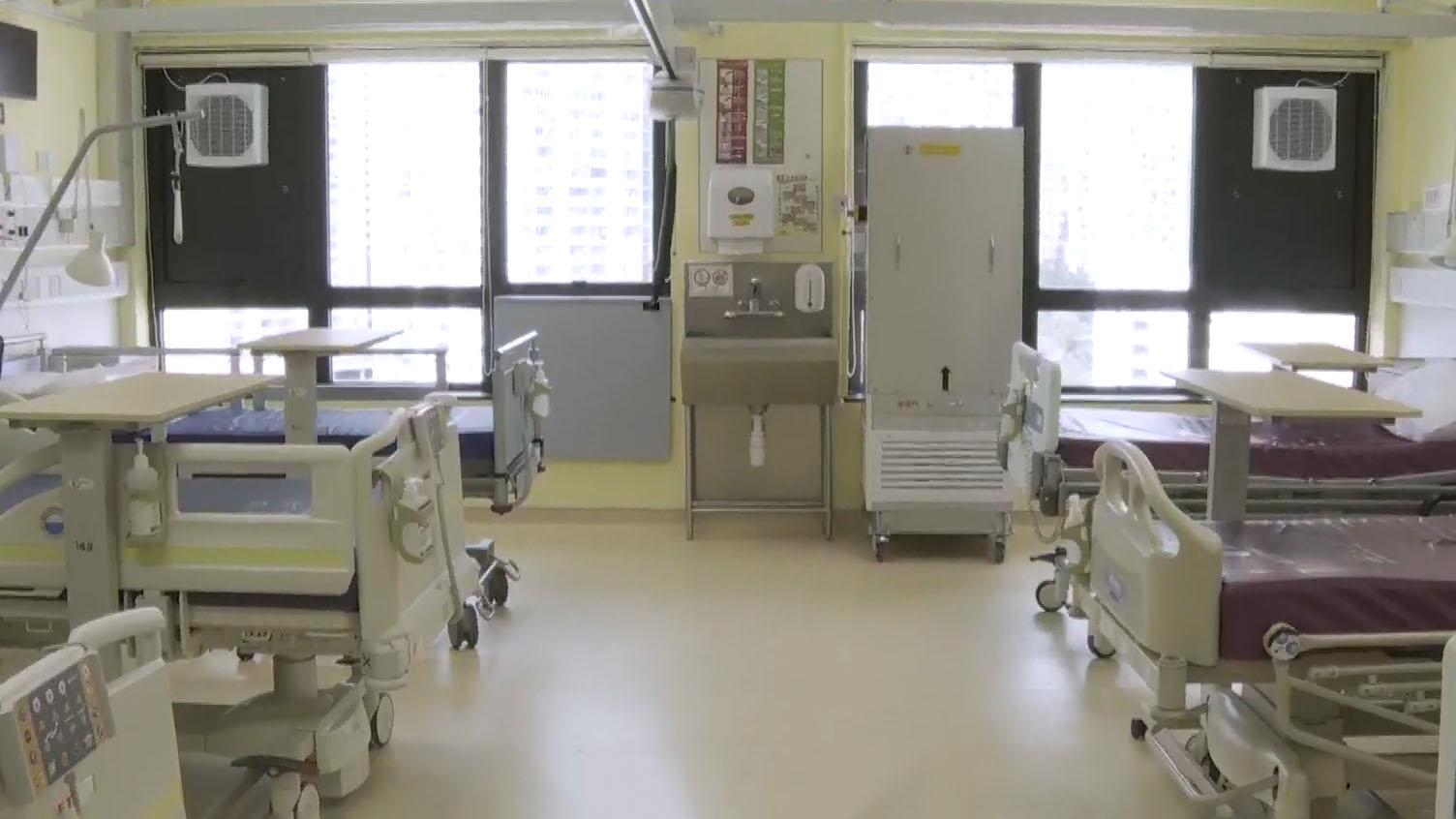 醫管局:若情況惡化需考慮把康復中病人送社區隔離